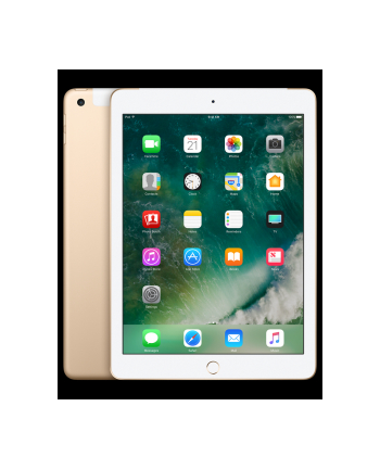 Apple iPad WiFi+LTE 32GB gold - MPGA2FD/A