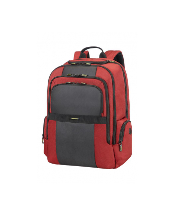 Plecak SAMSONITE 23N10003 INFINIPAK 17,3''komp,doku,tblt,kiesz,czerwono/czarny