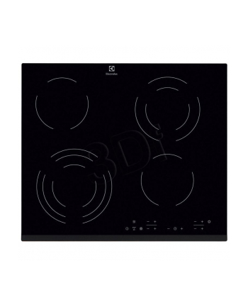 Płyta Ceramiczna Electrolux EHF 6343FOK (4-polowa czarny)