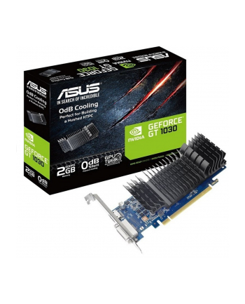 Asus GeForce GT 710 2GB GDDR5 64BIT DVI/HDMI/D-Sub/HDCP BOX