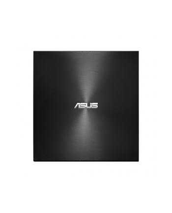 Asus nagrywarka zewnętrzna SDRW-08U9M-U, USB Type-C/Type-A, Ultra-Slim, Czarna