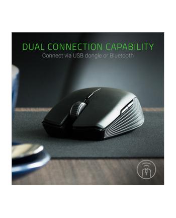 Myszka Gamingowa Razer Atheris, dual wireless: Bluetooth or 2,4GHz
