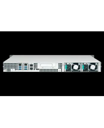 QNAP 4-Bay TurboNAS, SATA 6G, Quad Core 1,5GHz, 8GB, 4x GbE LAN, 4xUSB w/o rails