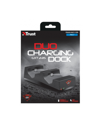 TRUST GXT235 PS4 DUO CHAR DOCK