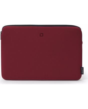 DICOTA Skin BASE 12-12.5 neoprenowa torba na notebooki czerwona