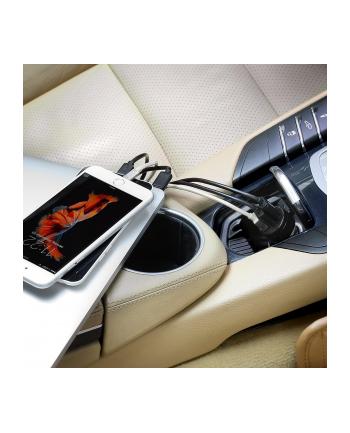 AUKEY CC-T11 ultraszybka ładowarka samochodowa 3xUSB Quick Charge 3.0 7.8A 42W