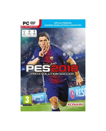 Techland Gra PC PES 2018 Premium