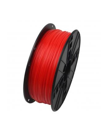 Filament Gembird ABS Fluorescent Red   1,75mm   1kg