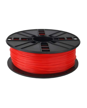 Filament Gembird ABS Fluorescent Red | 1,75mm | 1kg
