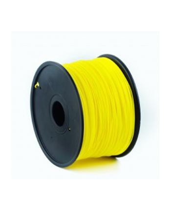 Filament Gembird ABS Fluorescent Yellow   1,75mm   1kg