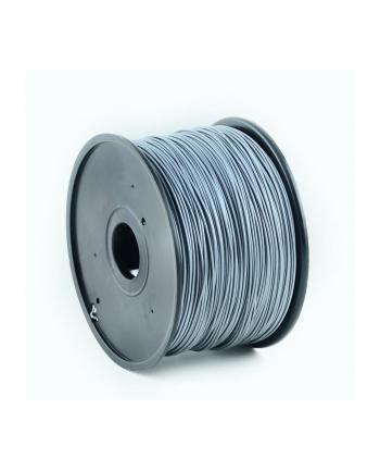 Filament Gembird ABS Silver | 1,75mm | 1kg