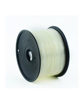 Filament Gembird ABS Transparent   1,75mm   1kg