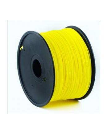 Filament Gembird ABS Yellow | 1,75mm | 1kg