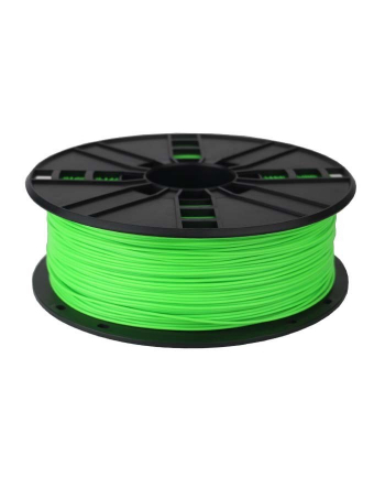 Filament Gembird PLA Fluorescent Green | 1,75mm | 1kg