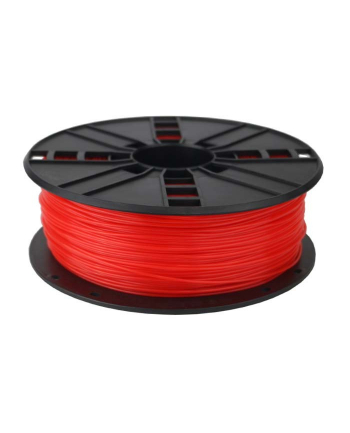 Filament Gembird PLA Fluorescent Red | 1,75mm | 1kg