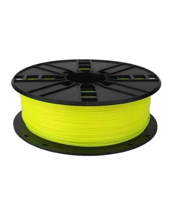 Filament Gembird PLA Fluorescent Yellow | 1,75mm | 1kg