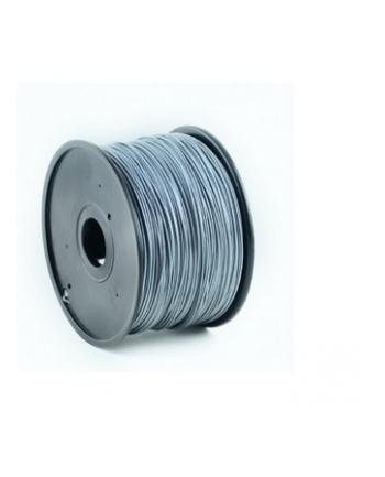 Filament Gembird PLA Silver | 1,75mm | 1kg