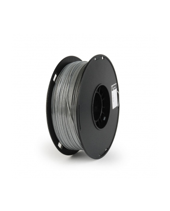Filament Gembird POLYMER GLOSSY Silk Grey | 1,75mm | 1kg