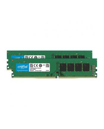 Crucial 2x8GB 2666MHz DDR4 CL19 Unbuffered DIMM