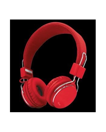 Trust UR ZIVA HEADPHONE RED