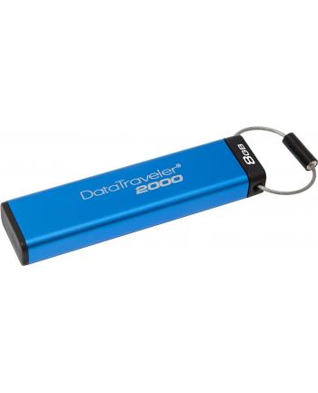 Kingston Data Traveler 2000  8GB USB 3.1 120/20 MB/s