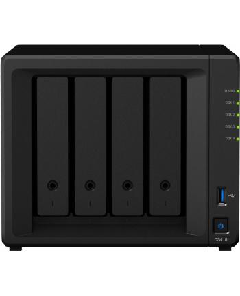 Synology Inc. Synology DS418, 4-Bay SATA, Realtek 4C 1,4 GHz, 2GB, 2xGbE LAN, 2xUSB 3.0
