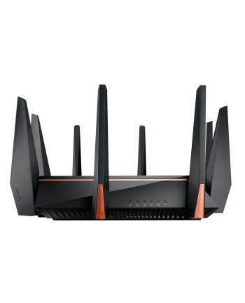 Asus GT-AC5300 Tri-band Gigabit Router, 802.11ac, 2167 Mbps + 2167 Mbps (2X5GHz)