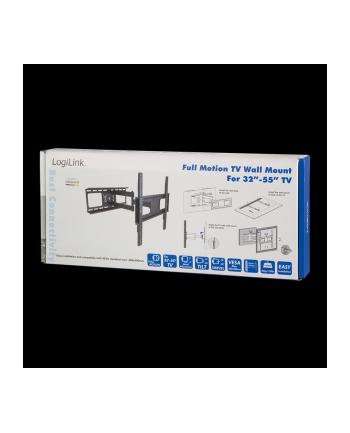 LogiLink Uchwyt ścienny LCD/LED VESA, 32-55', max. 50kg