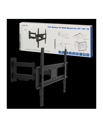 LogiLink Uchwyt ścienny LCD/LED VESA, 37-70', max. 50kg