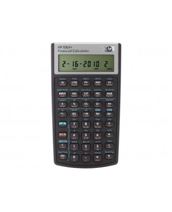 Kalkulator finansowy HP 10bII+ Bluestar