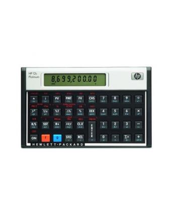 HP 12c Platinum Financial Calculator - calc