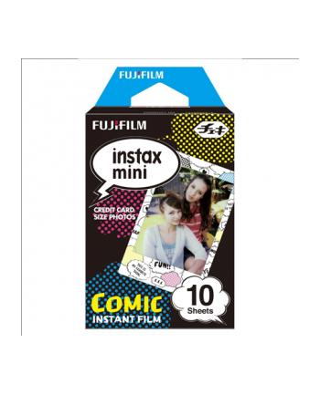 Fujifilm Wkłady ColorFilm Instax Mini COMIC 10/PK