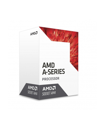 AMD A10 9700E (Bristol Ridge), 4-core, 3.5GHz,cache 2MB, 35W, soc. AM4, VGA Radeon R7, BOX