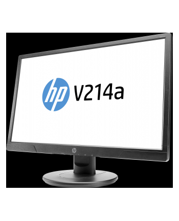 HP LCD V214a 20.7 1920x1080, panel TN w/LED, jas 200 cd/m2, 600:1, 5 ms g/g, VGA, HDMI 1.4, audio 2x1W