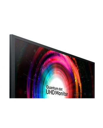 Samsung MT LCD 28''  U28H750 - UHD 2xHDMI, 1ms, Quantum Dot, 16:9