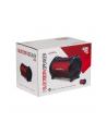 GreenBlue Audiocore AC880 Głośnik bazooka, bluetooth, FM, karta microSD, bordowy, 2000mAh - nr 9