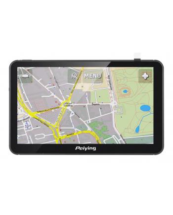 Nawigacja GPS Peiying Alien PY-GPS5013 + Mapa