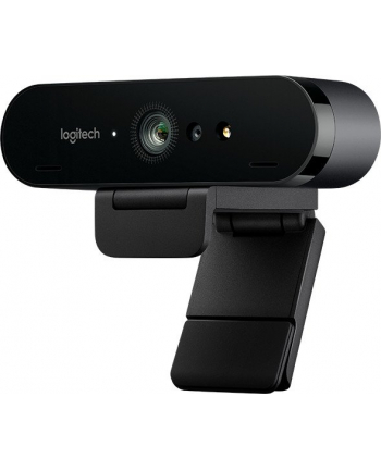 Kamera internetowa Logitech BRIO 4K STREAM EDITION 960-001194 (najlepsza do przesyłania strumieniowego, nagrywania i połączeń wideo)