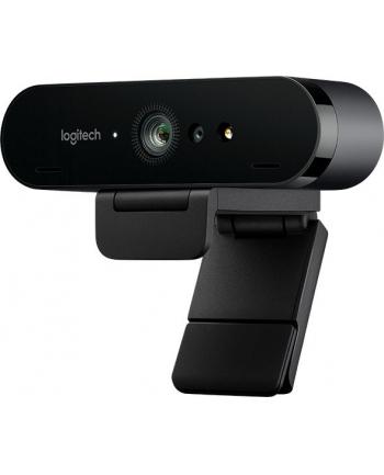 Kamera internetowa Logitech BRIO 4K STREAM EDITION 960-001194 (najlepsza do przesyłania strumieniowego, nagrywania i połączeń wideo !