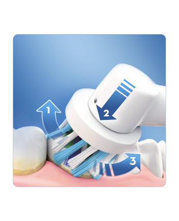 Braun Oral-B Smart 4000S - white