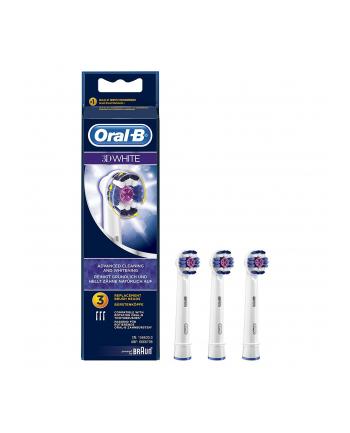 Braun Oral-B Brush endings 3D White 3pcs