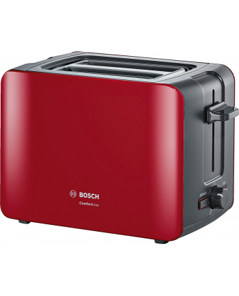 Bosch Compakt-Toaster TAT6A114 ComfortLine - red