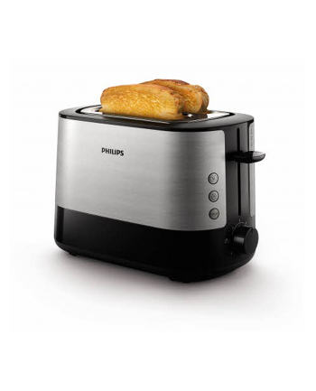 Philips Toaster HD 2567/00 black/silver