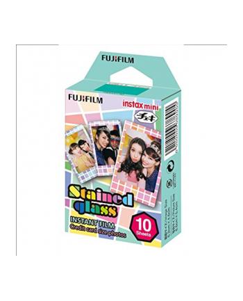 Fujifilm Wkłady ColorFilm Instax Mini STAINED 10/PK