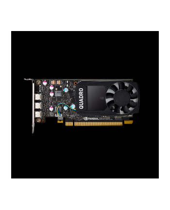 PNY NVIDIA Quadro P400 - 2GB - 3x miniDP
