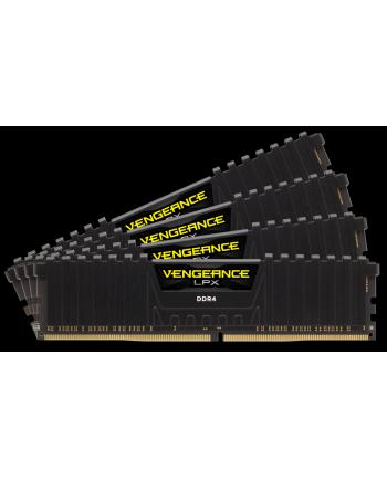 Corsair DDR4 64 GB 3600-CL18 - Quad-Kit - Vengeance LPX Red