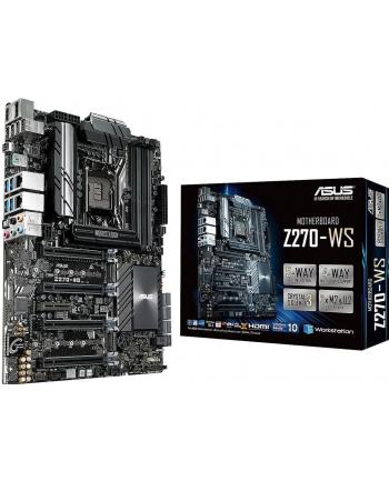 ASUS Z270-WS - 1151