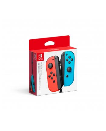 Nintendo Joy-Con 2pcs-Set - neon red/neon blue