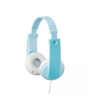 JVC HA-KD7 mint blue & white