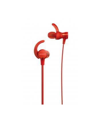 Sony MDR-XB510ASR red IN EAR